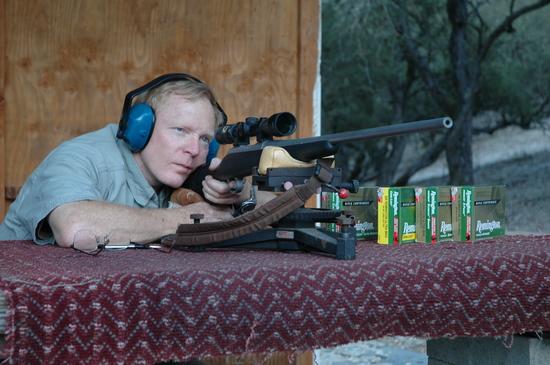 Benchrest Shooting Technique: Shooting Groups In Summertime (Craig Boddington