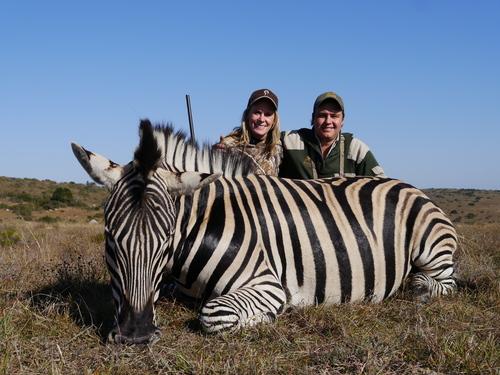 Donna Boddington Zebra 270 Winchester