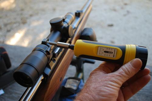 Rifle maintenance, scope maintenance, rifle repair