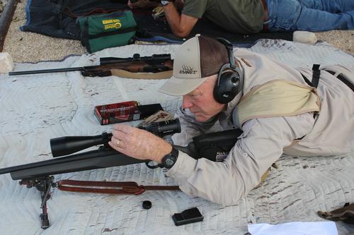 SAAM school, target practice, Texas Hill Country