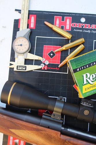 target practice, range shooting, target shooting, Remington