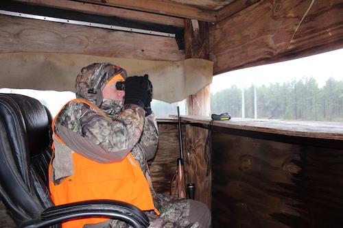 Georgia, Deer Hunt, Dakota .257 Roberts