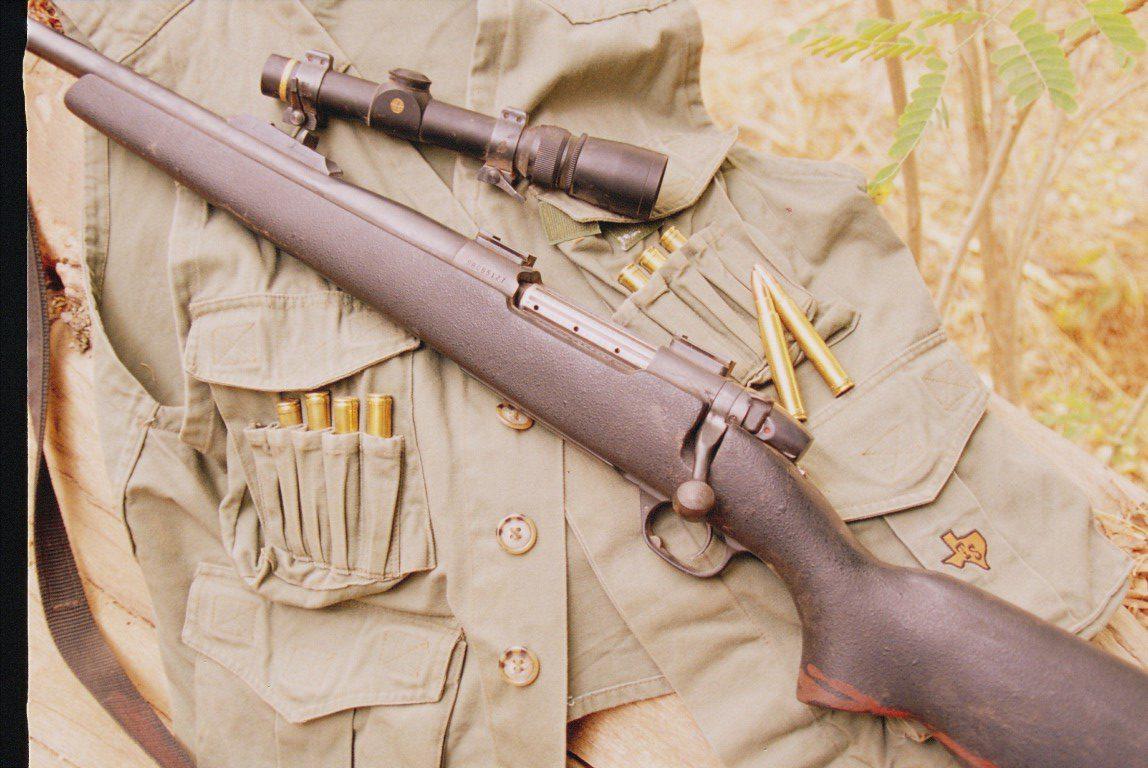 Leupold's 1.75-5x20mm scope