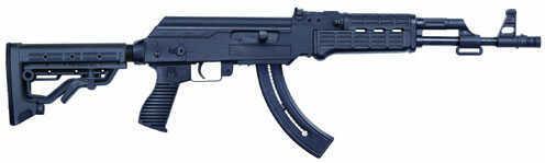 "Mossberg Blaze 47 AK Style Semi-Auto Rifle 22 Long Rifle 16.5"" Barrel Adjustable Stock 26 Round 37246"
