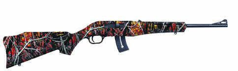 "Mossberg Rifle Blaze 22 Long Rifle 16.5"" Barrel 10 Round Wildfire 37318"