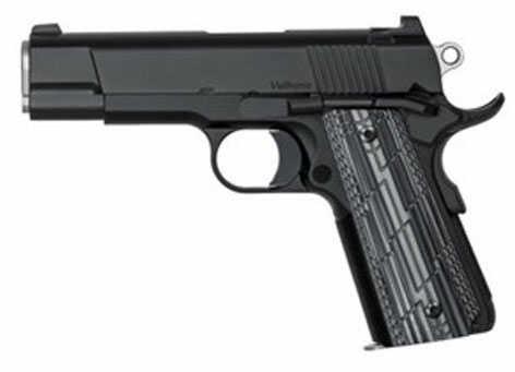 Dan Wesson Valkyrie Commander 45ACP Black Frame 2 Dot Tritium Sights Semi Automatic Pistol