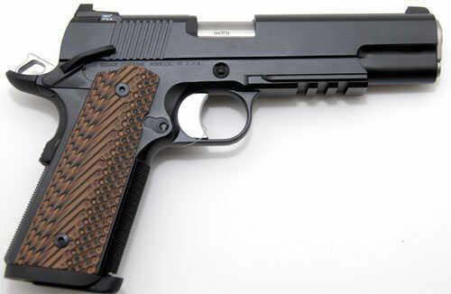 Pistol Dan Wesson Specialist 9mm Black 10 Round