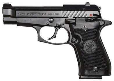 """Beretta 85 Cheetah 380 ACP 4"""" Barrel 8 Round Capacity Bruniton Black Semi Automatic Pistol J85F200"""