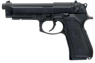 "Beretta M9A1 9mm Luger 4.9"" Barrel 15 Round Black Semi Automatic Pistol JS92M9A1M"