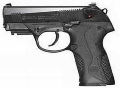 """Beretta Px4 Storm Compact 40 S&W 3.2"""" Barrel 12 Round Black Semi Automatic Pistol JXC4F21"""