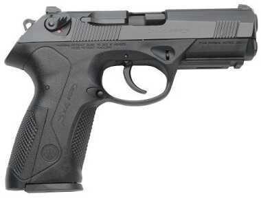 """Beretta Px4 Storm 40 S&W 4"""" Barrel 14 Round 2 Magazines Type F Matte Black Semi Automatic Pistol JXF4F21"""
