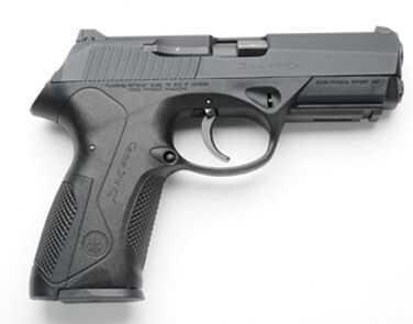 "Beretta Px4 Storm 9mm Luger 4"" Barrel 17 Round Capacity 2 Magazines Type F Matte Semi Automatic Pistol JXF9F21"