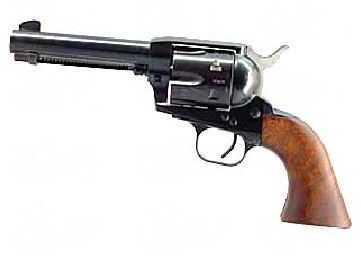 "European American Armory Revolver EAA Bounty Hunter 45 Colt 7.5"" Barrel Case Hardened Finish 770020"