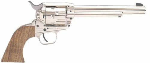 "European American Armory Revolver EAA Bounty Hunter 45 Colt 7.5"" Barrel Nickel Finish 770055"