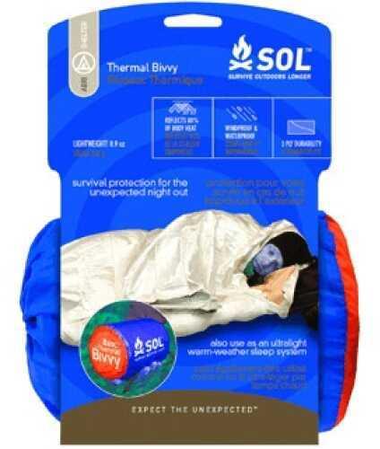Survive Outdoors Longer / Tender Corp Adventure Medical SOL Series Thermal Bivvy 0140-1223