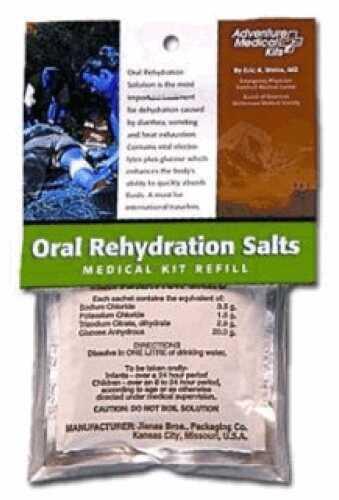 Adventure Medical Kits / Tender Corp Adventure Medical Oral Rehydrating Salt 0155-0650