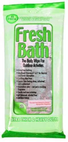 Adventure Medical Kits / Tender Corp Adventure Medical Fresh Bath Wipes Per 8 0170-0300