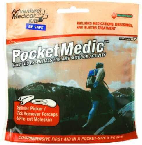 Adventure Medical Kits / Tender Corp Adventure Medical Pocket Medic 2012+ 0185-0101