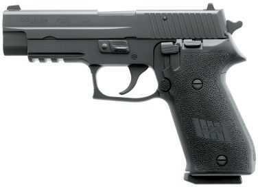 Sig Sauer P220 45 ACP Blued Tactical Rail 2-8 Round Mags Semi Automatic Pistol 220R45B