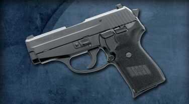 Sig Sauer P239 9mm Luger Blue 8Rd Compact Pistol 2399B