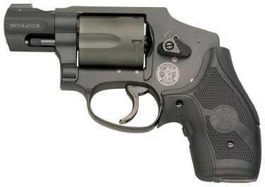 "Revolver Smith & Wesson M&P340 Centennial  357 Magnum  2"" Barrel  Crimson Trace Laser Grip 163073"