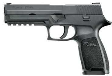 Sig Sauer P250 45 ACP 10 Round Semi Automatic Pistol 250F45B