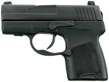 Sig Sauer P290 9mm Luger 1 6Rd Pistol 2909BSS