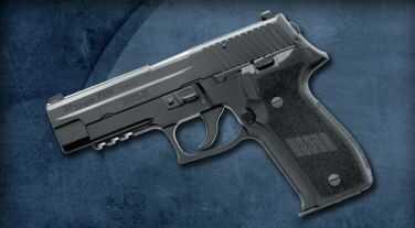 Sig Sauer P226R DAK 40 S&W E26R40BSSDAK