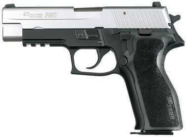 Sig Sauer P226 40 S&W 2 Tone E2 Polymer Grip 2 12Rd M Pistol E26R40TSS