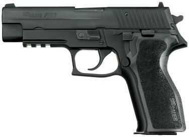 Sig Sauer P226 9mm Luger Black E2 Polymer Grip 2 15 Round Mags Pistol E26R9BSS
