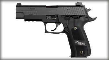 Sig Sauer P226 9mm Luger Elite DRK Adjustable Alloy Grips Pistol E26R9DSE