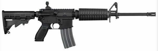 "Sig Sauer M400 16"" 5.56 x 45 mm NATO Rifle RM40016BC"