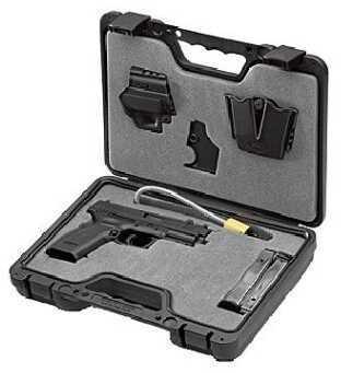 "Springfield Armory XD 40 S&W 4"" Barrel 12 Round 2 Magazines Black Frame Semi Automatic Pistol XD9102HCSP06"