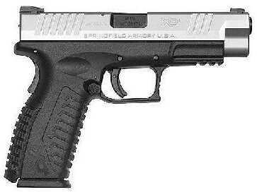 Springfield Armory XDM 9mm Luger Bi Tone High Cap Pistol XDM9211HCSP