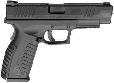 Springfield Armory XDM 40 S&W Black Semi Automatic Pistol XDM9302HCSP