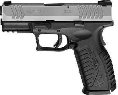 """Springfield Armory XDM 40 S&W 3.8"""" Duotone Pistol XDM9384SHC"""