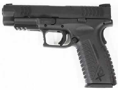 "Springfield Armory XDM 45ACP 4.5"" Barrel 14 Round Black Finish Semi Automatic Pistol XDM94545BHC"
