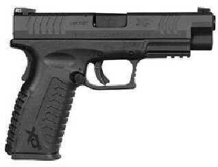 "Springfield Armory XDM 45 ACP 4.5"" Black Tritium 14Rd Pistol XDM94545BTHC"