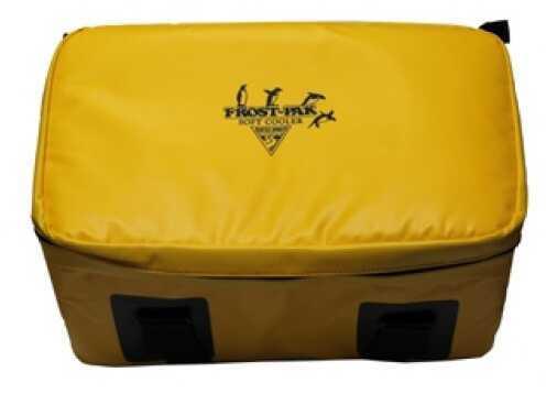 Seattle Sports Frost Pak Soft Cooler 40 Qt Yellow 022206