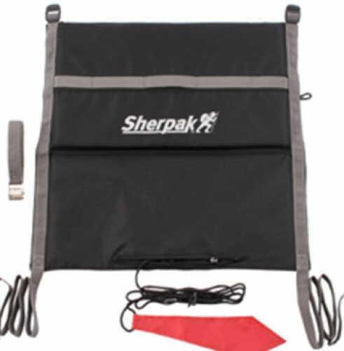 Seattle Sports Sherpak GoGate Tailgate Cover Black 035415