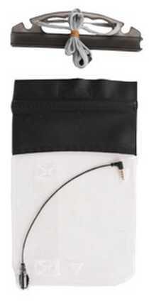 "Seattle Sports E-merse DryMax Audio eTab/Kindle 7"", Clear/Black 041195"