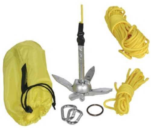 Seattle Sports Kayak Fishing Anchor Kit 1.5 Lb Assorted 058500