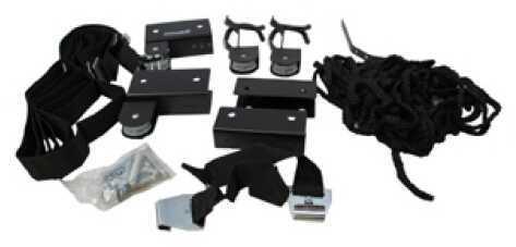 Seattle Sports Sherpak Hoist Black 085015