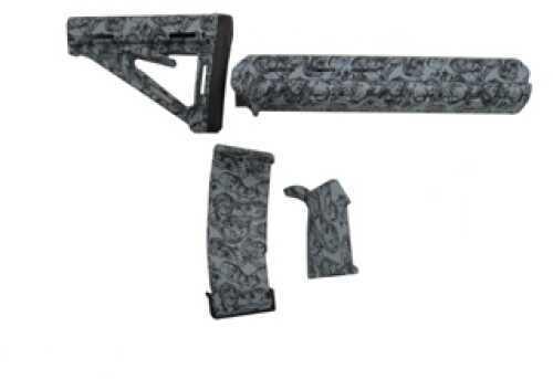 Black Dawn Zombie Mid-Length Furniture Kit Gray 401-MZ