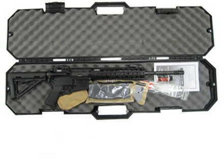 "Black Dawn BDR-15BP 5.56 NATO 16"" Barrel 30 Round Case Mid-Length MFR Rail Black Semi Automatic Rifle BDR-15BP-BLK"