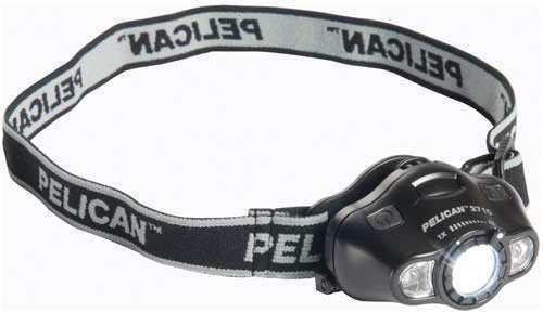 Pelican 2710C, Heads-Up, , Black 027100-0100-110