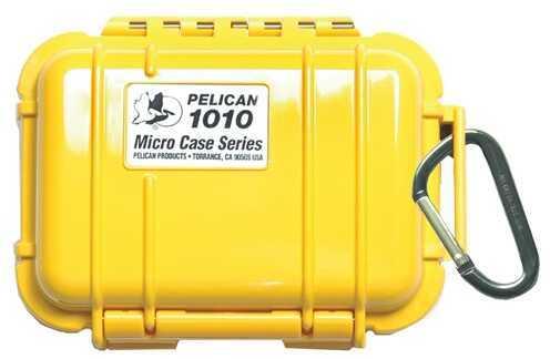 Pelican iPod Case Yellow 1010-045-240