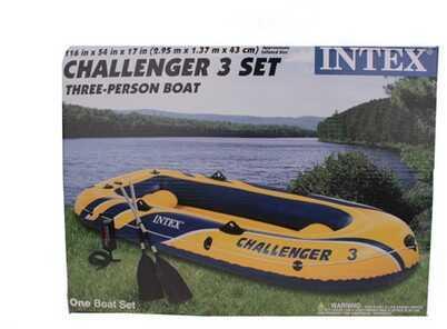 Intex Challenger Boat Kit 3 68370EP