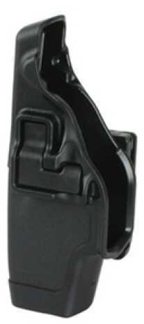 BlackHawk Products Group Level 2 Duty Holster for Taser Left Hand 44H015BK-L