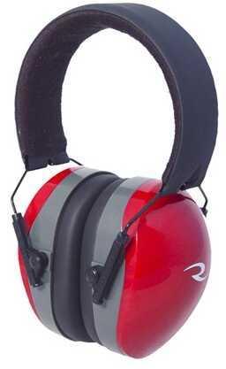Radians Terminator Folding Earmuffs Red TR0360CS